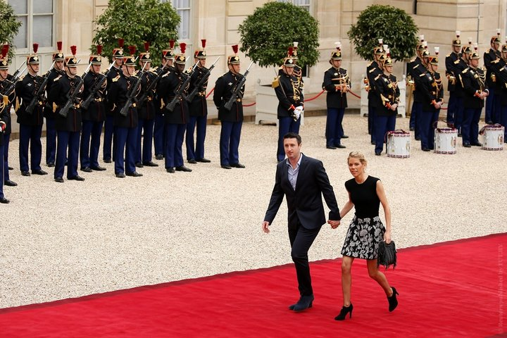 Во Франции самый молодой президент страны вступил в должность