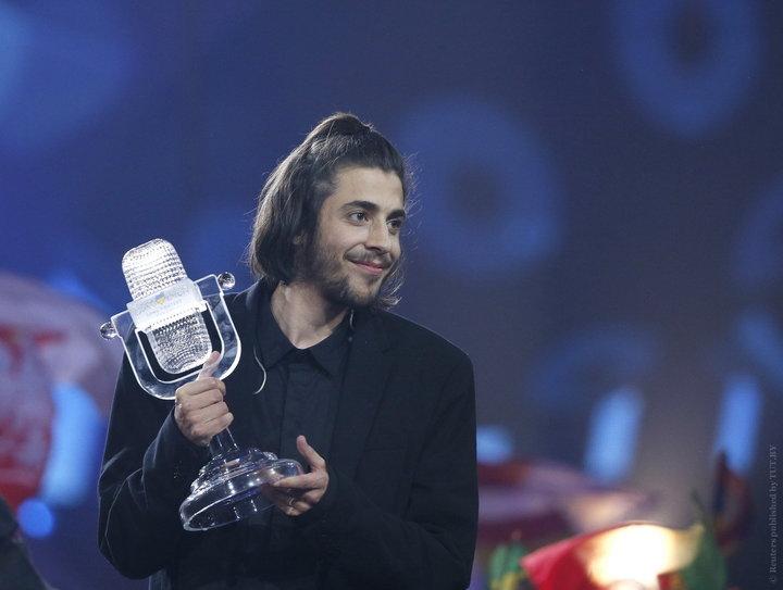 Победителем «Евровидения-2017» стал португальский исполнитель Сальвадор Собрал