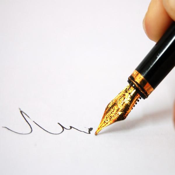 Возможно скоро возраст и пол бобруйчан будут определять по подчерку и подписи
