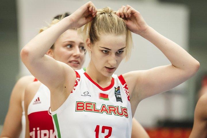 Белорусские баскетболистки проиграли последний матч на Евро-2017