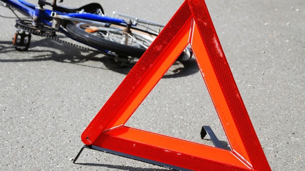 Volkswagen насмерть сбил 47-летнего велосипедиста