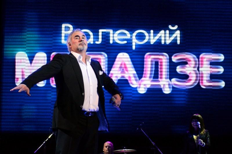 Концертная программа Валерия Меладзе