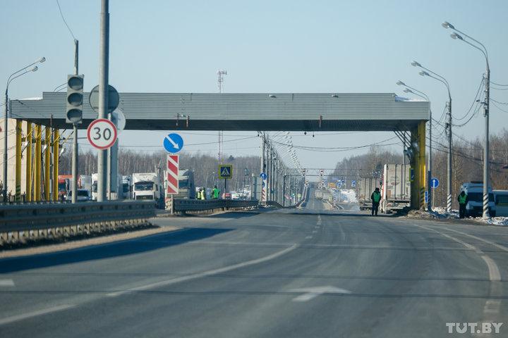 Белорусы будут въезжать по спецпропускам в погранзону со стороны России с 1 октября