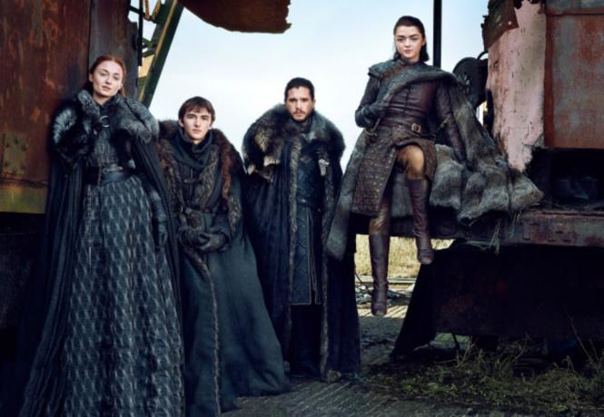 Режиссер «Игры престолов» проговорился, что в 7 сезоне кое-кто из Старков скоро умрет