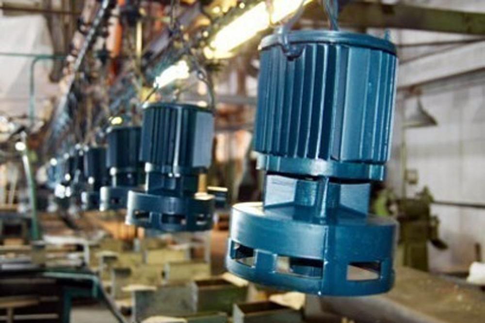 На заводе Могилёва похищены электродвигатели