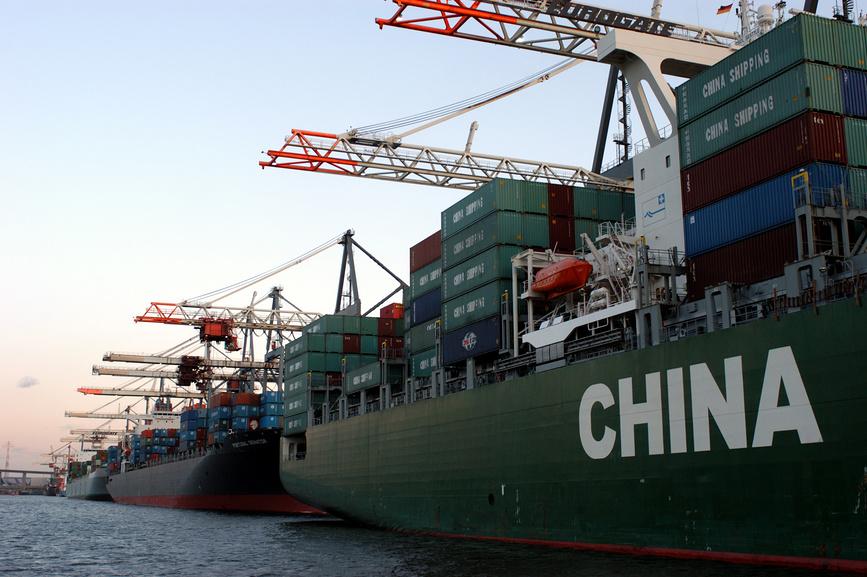 перевозка из Китая