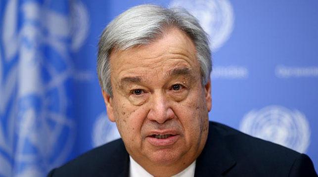 Генсек ООН выразил обеспокоенность ситуацией в Газе