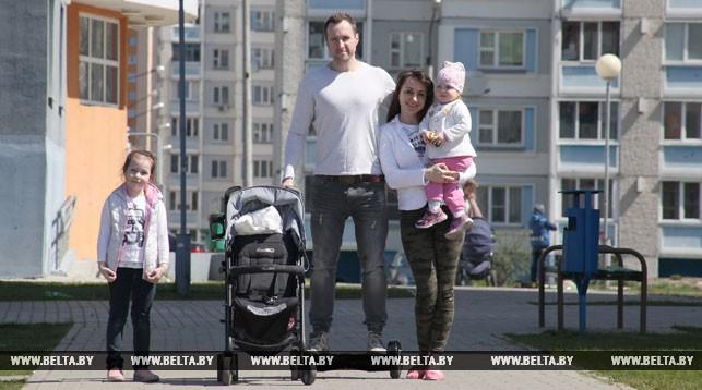 В Беларуси сегодня отмечают День семьи