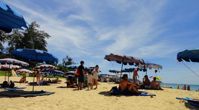 В Таиланде туристов внесут в базу данных Минобороны