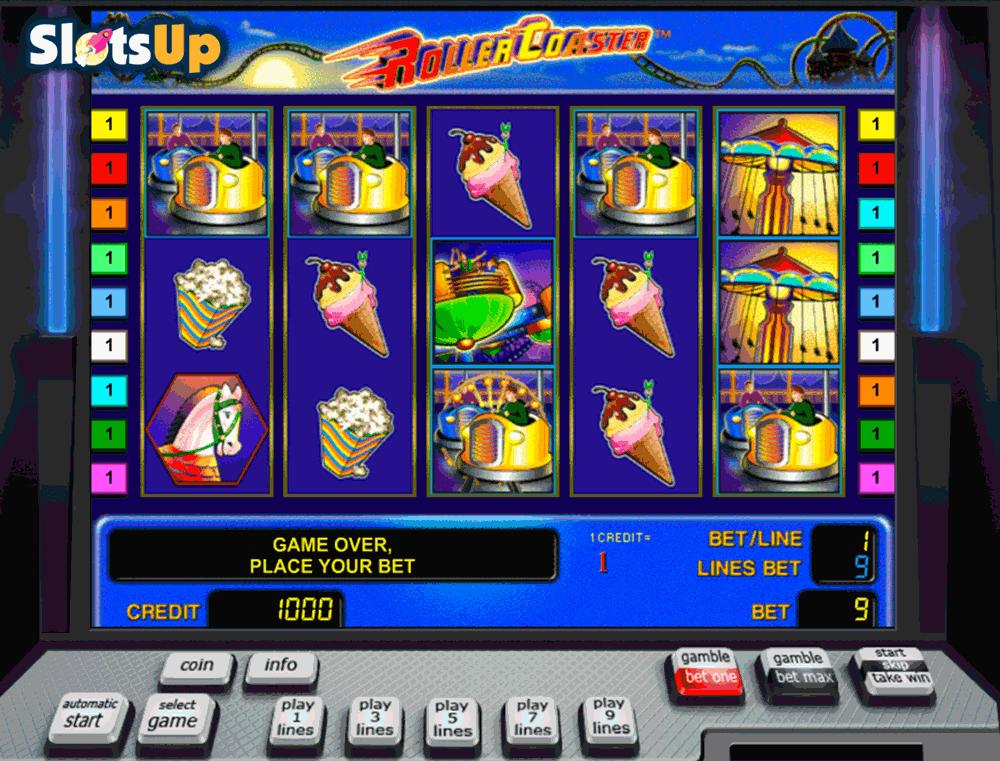 Игры на автоматах