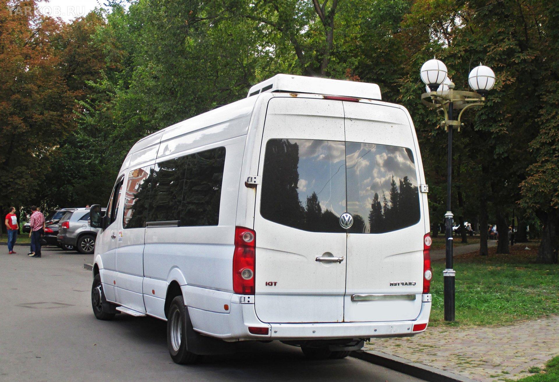 аренда микроавтобуса на 20 мест
