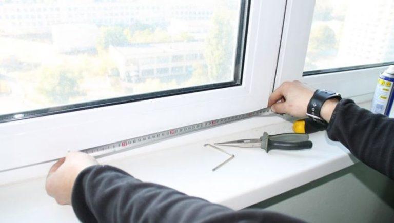 ремонт окон со стеклопакетами