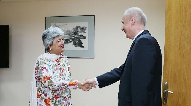 Беларусь и Пакистан планируют обменяться визитами на уровне руководства МИД