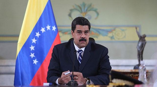 В Венесуэле по делу о покушении на Мадуро задержаны 10 человек