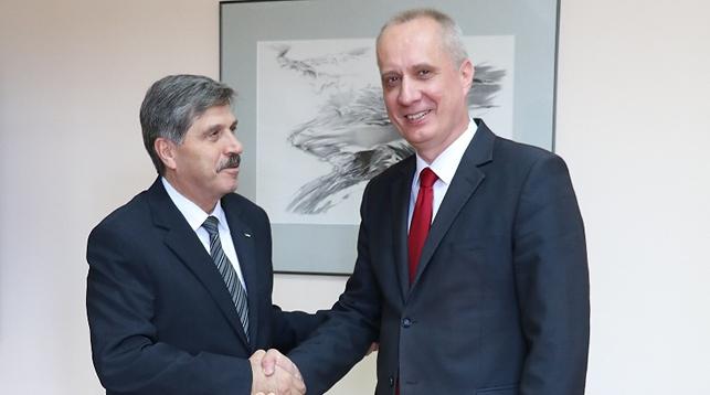 Беларусь и Палестина углубят взаимодействие на международной арене