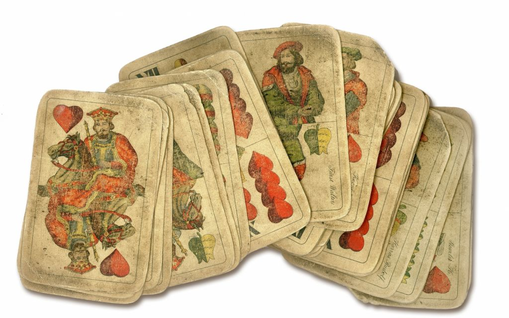История карточного казино