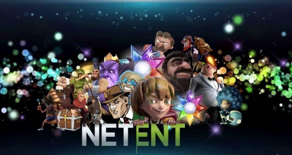 автоматы Netent