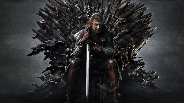 Трон из телесериала Игра престолов в Бобруйске