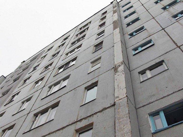Бобруйчанка выпала из окна девятиэтажки