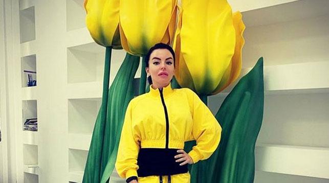 Певицу Юлию Волкову раскритиковали в Instagram из-за внешнего вида