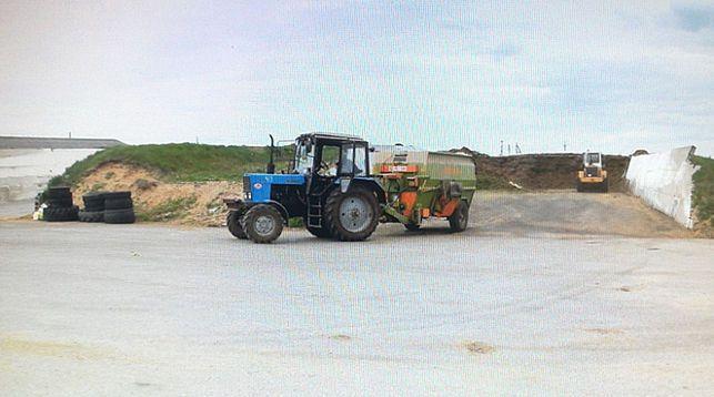 Работница фермы погибла под колесами трактора в Волковысском районе
