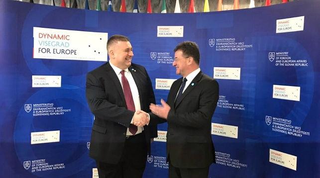 Перспективы «Восточного партнерства» в предстоящие 10 лет обсудили в Братиславе