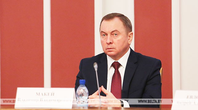 Участие Беларуси в «Восточном партнерстве» должно приносить отдачу для граждан страны — Макей