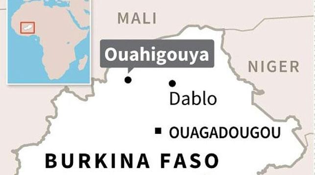 В Буркина-Фасо совершено нападение на католическую процессию
