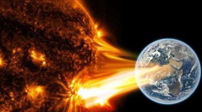 Мощная магнитная буря накрыла Землю