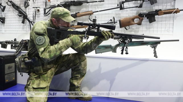 В Беларуси создано производство стрелкового оружия
