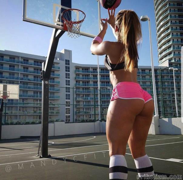 Спортивные девушки - фото красивых спортсменок
