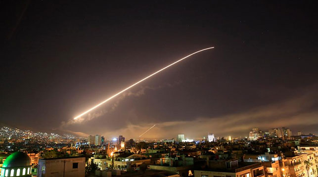 Боевики обстреляли два города в Сирии