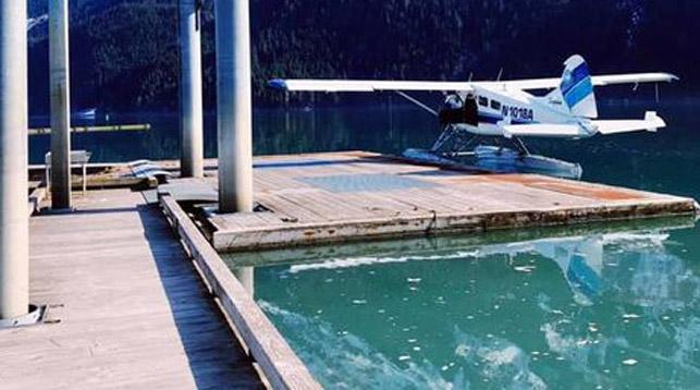 На Аляске второй раз за неделю разбился самолет