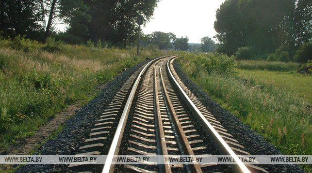 Датчанин пришел из Польши в Беларусь по железнодорожным путям