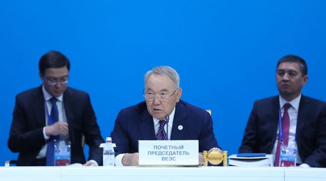 Назарбаев выступает за расширение стратегических контуров ЕАЭС