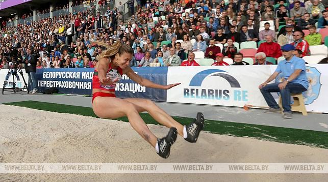 Белорусские легкоатлеты объявили состав на II Европейские игры в Минске