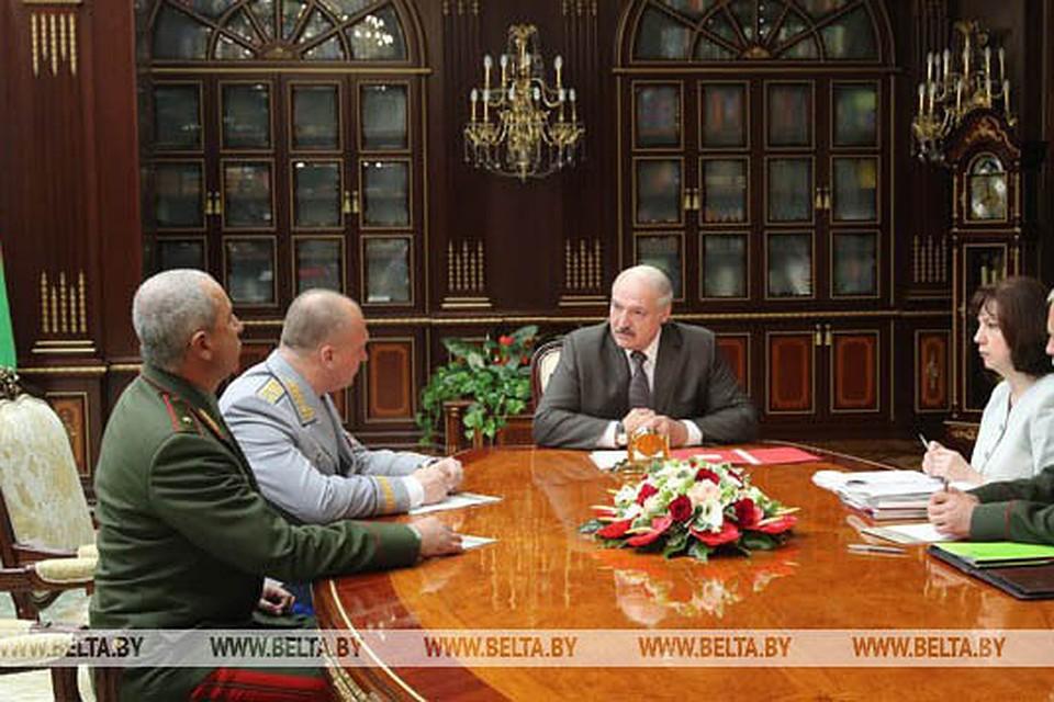 Лукашенко – новому главе МВД о цыганах: «Обидели людей ни за что»