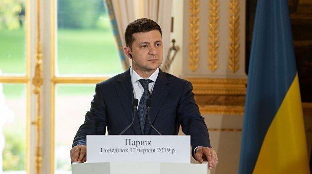 еленский предложил посмотреть, во что превратился Крым