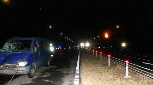 В Жлобинском районе в ДТП погибла супружеская пара