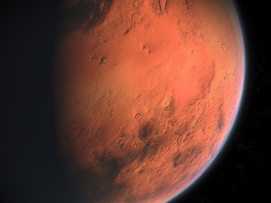 NASA обнаружило на Марсе признаки жизни