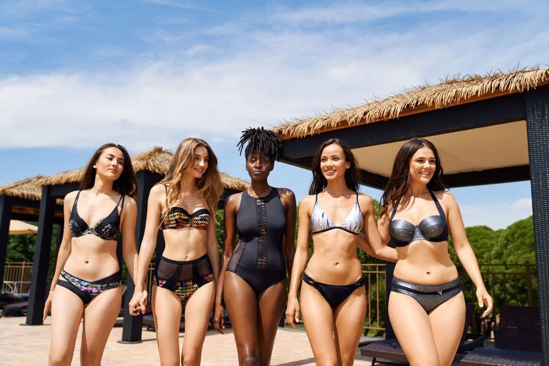 «Милавица» показала новых моделей