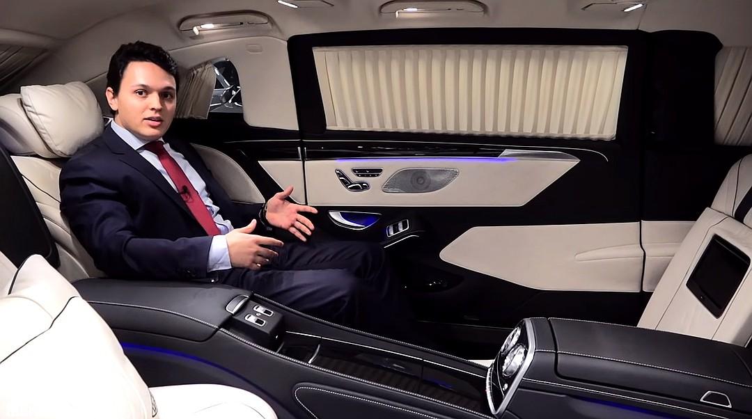 В автопарке Лукашенко появился новый бронелимузин за 1,4 миллиона евро
