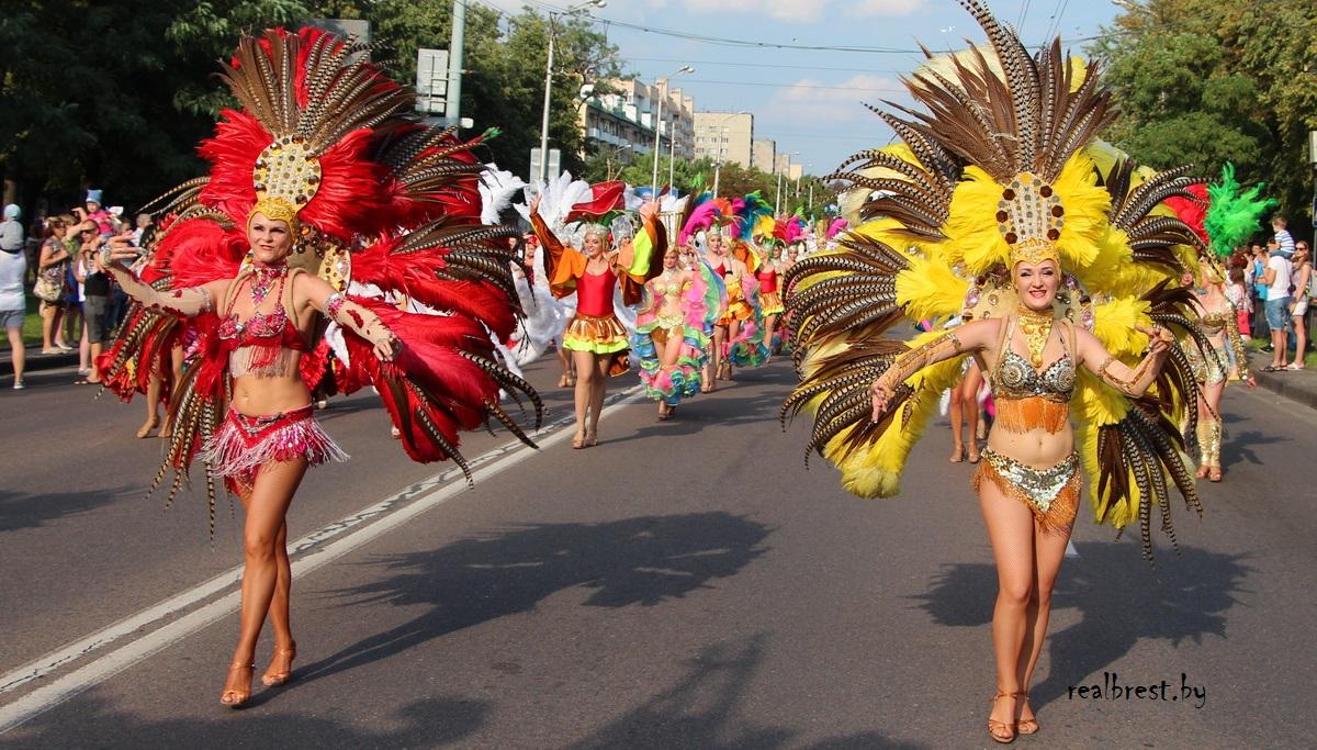 Красочное шествие-карнавал на праздновании 1000-летия Бреста растянется почти на 3 км