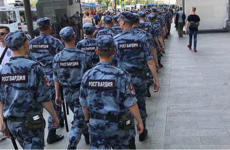 Проект «Сканер» ищет полицейских и росгвардейцев, участвовавших в силовом разгоне 27 июля