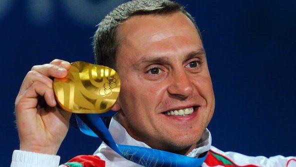 Белорусский фристайлист Алексей Гришин продал золотую олимпийскую медаль
