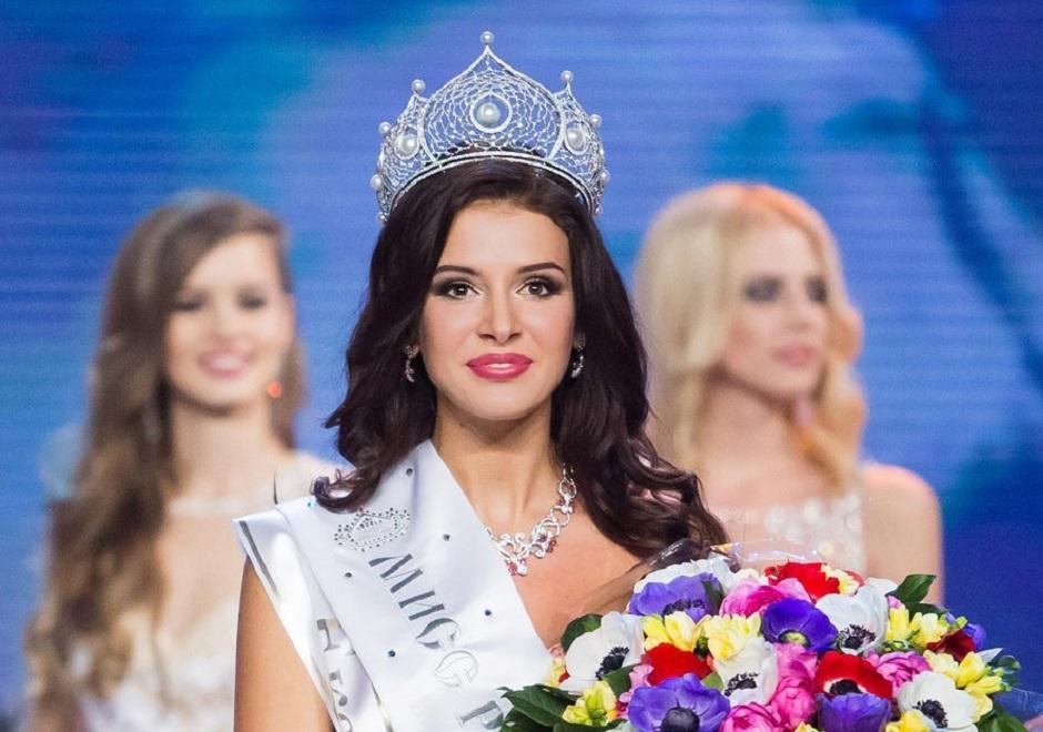 Россия - самые красивые женщины мира