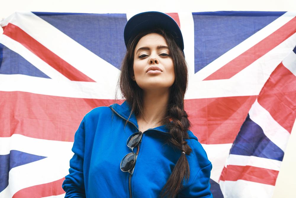 Великобритания - самые красивые женщины мира