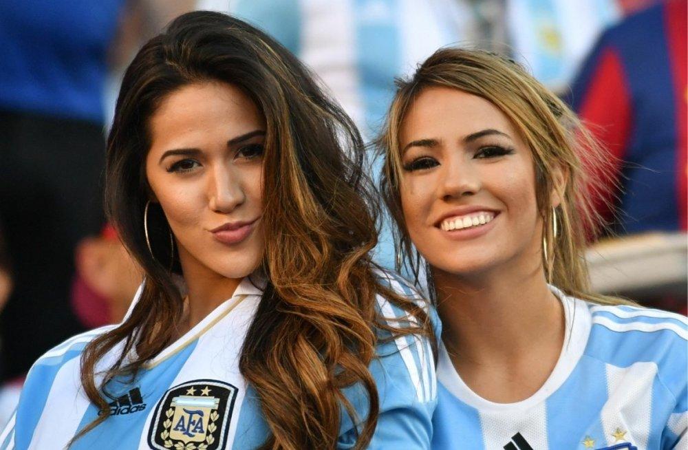 Аргентина - самые красивые женщины мира
