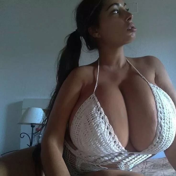 Huge tits great body
