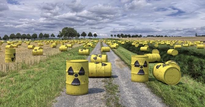 Под Минском хотят построить временное хранилище радиоактивных объектов